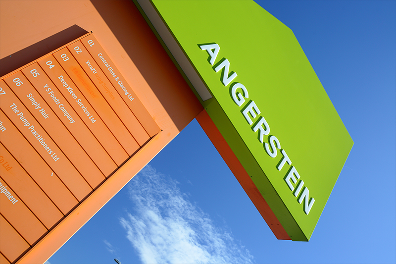 Angerstein Business Park